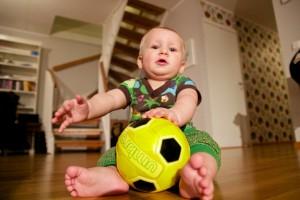 Fotbollsspelaren