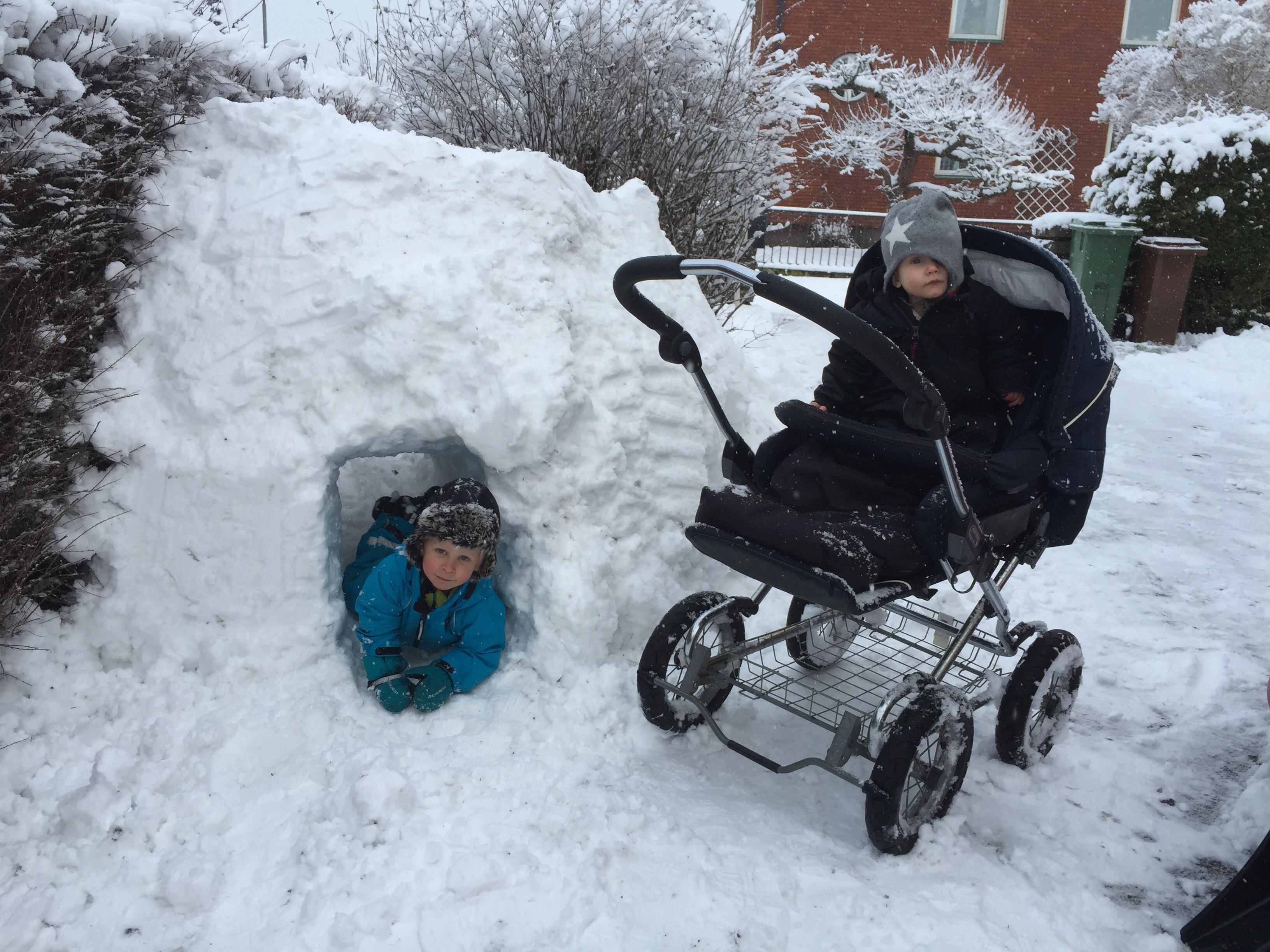 Snötunnel