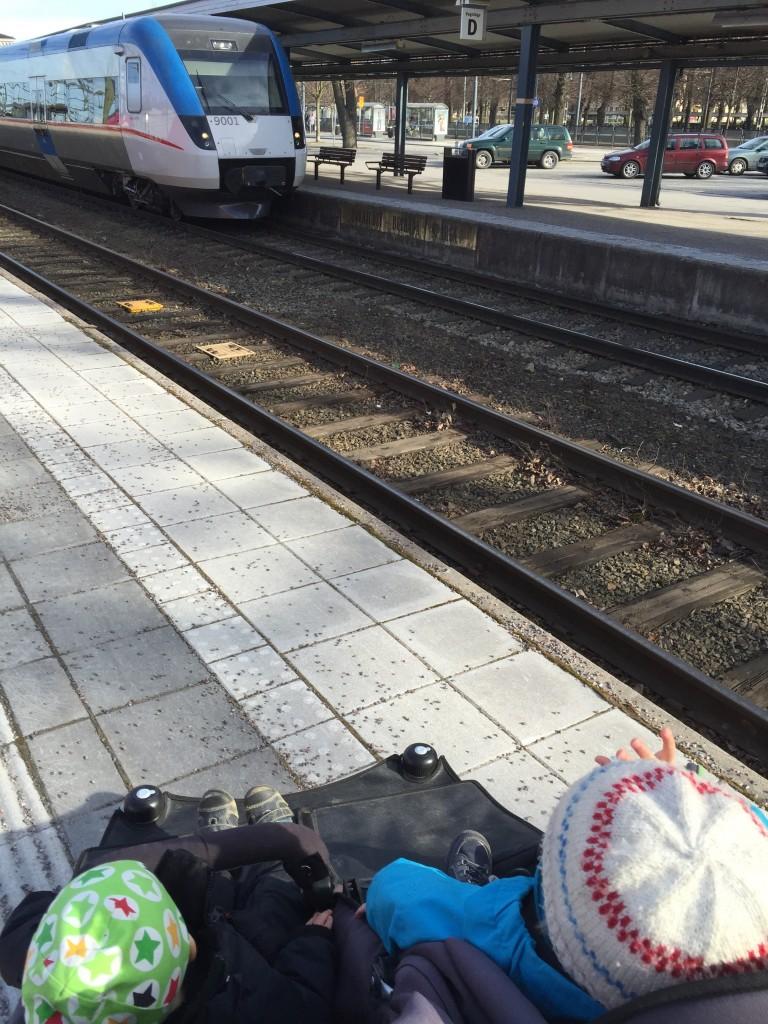 Tåg #1